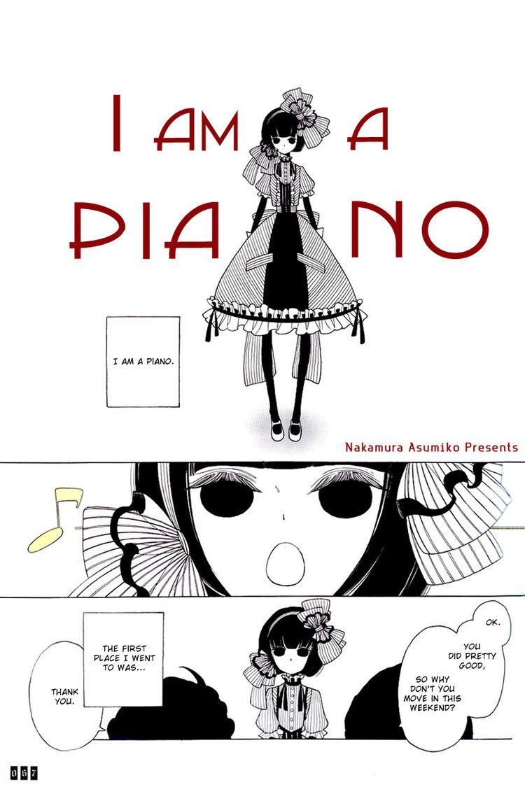 Asumiko Nakamura i am a piano nakamura asumiko josei