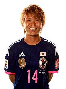 Asuna Tanaka imgfifacomimagesfwwc2015playersprt3301688png