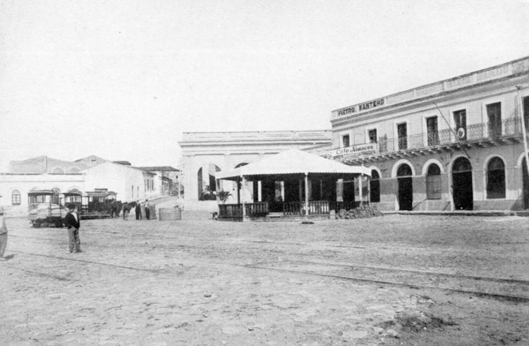 Asuncion in the past, History of Asuncion