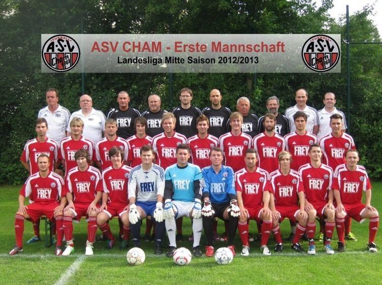 ASV Cham ASV Cham 1 Mannschaft Herren 201213 FuPa