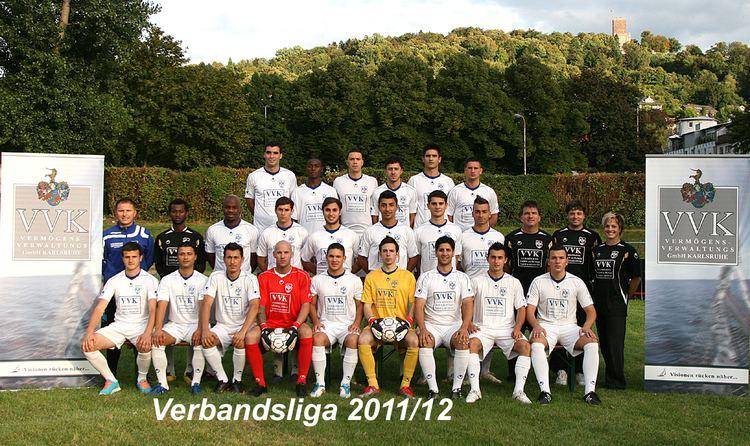 ASV Durlach ASV Durlach 1 Mannschaft Herren 201112 FuPa