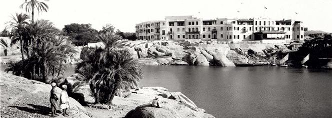 Aswan in the past, History of Aswan