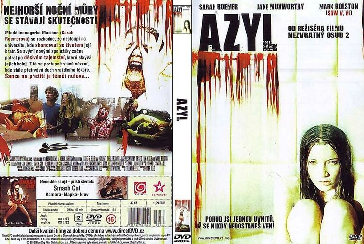 Asylum (2008 film) COVERSBOXSK Asylum 2008 high quality DVD Blueray Movie