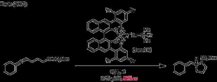 Asymmetric counteranion directed catalysis