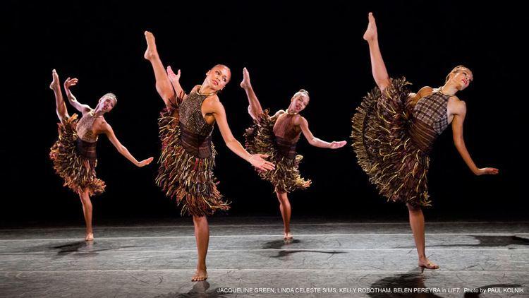 Aszure Barton Dance Performances LIFT Alvin Ailey American Dance Theater