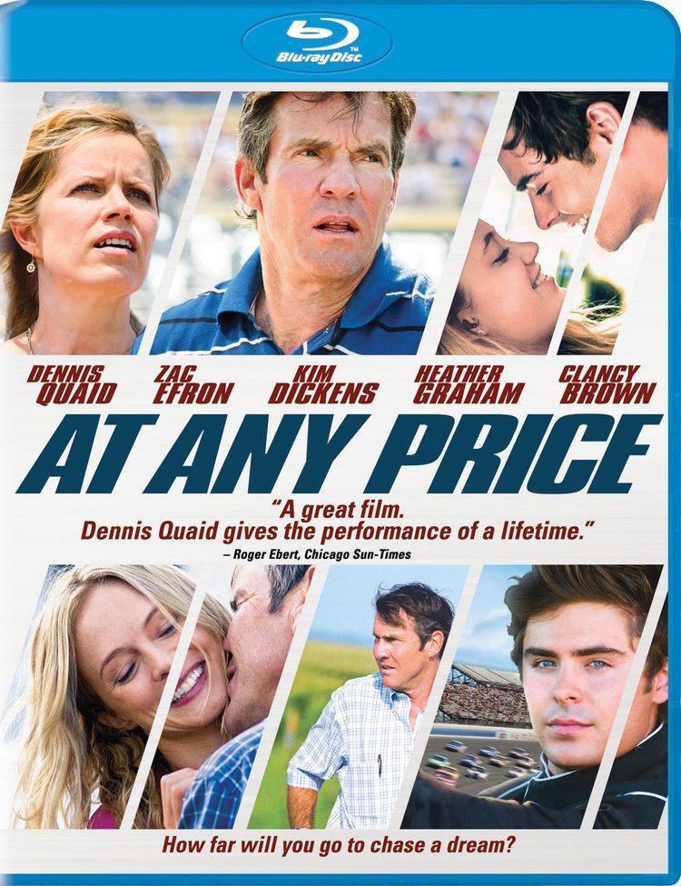 At Any Price (film) At Any Price Bluray