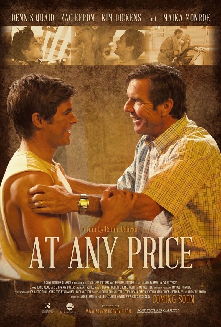 At Any Price (film) Film Review At Any Price 247 City Secrets