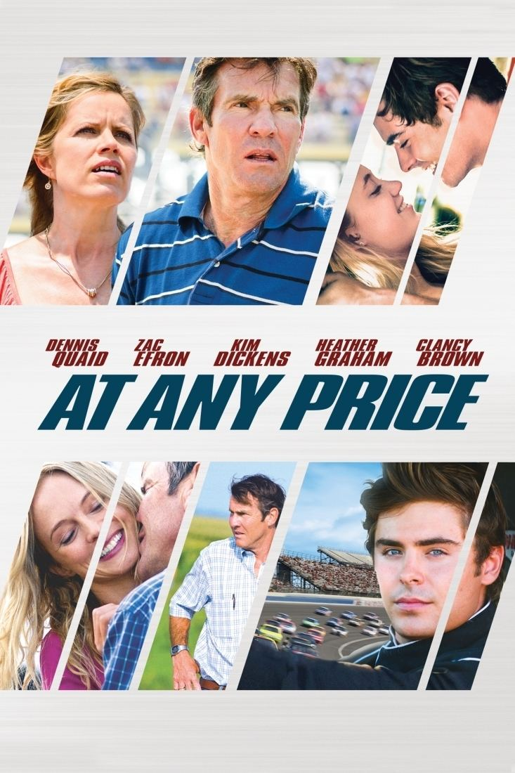At Any Price (film) Embracing the Melodrama 59 At Any Price dir by Ramin Bahrani