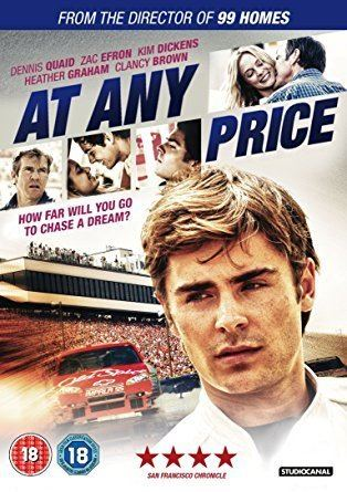 At Any Price (film) At Any Price DVD Amazoncouk Dennis Quaid Zac Efron Kim