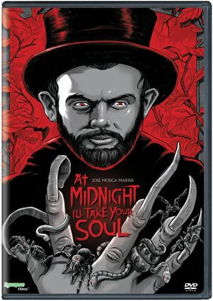 At Midnight I'll Take Your Soul At Midnight Ill Take Your Soul DVD Synapse Films
