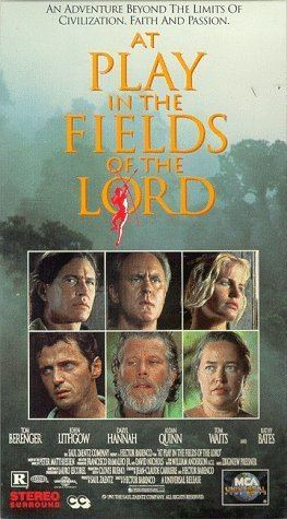 At Play in the Fields of the Lord Amazoncom At Play in the Fields of the Lord VHS Tom Berenger