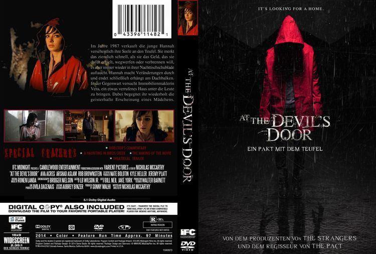 At the Devil's Door At the Devils Door dvd cover 2014 Custom GERMAN