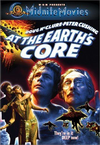 At the Earth's Core (film) Amazoncom At the Earths Core Doug McClure Peter Cushing