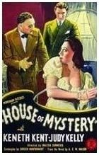 At the Villa Rose (1940 film) movie poster