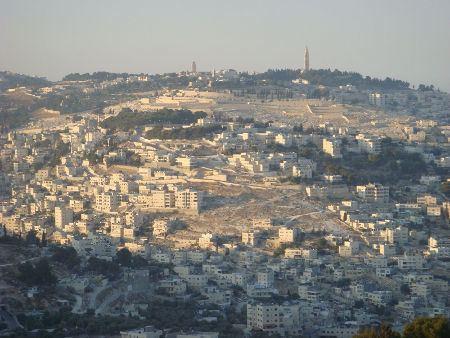 At-Tur (Mount of Olives) schemarootorgregionmiddleeastpalestinecitie