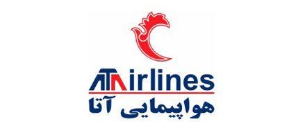 ATA Airlines (Iran) wwwchaviationcomportalstock2959jpg