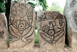 Petroglyph of Atabey