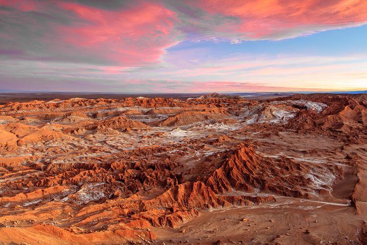 Atacama Desert Exploring Chiles Atacama Desert