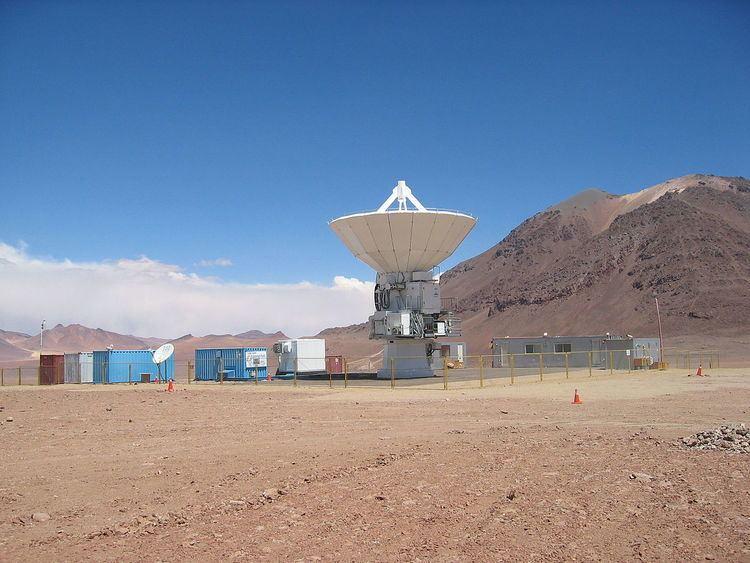 Atacama Submillimeter Telescope Experiment