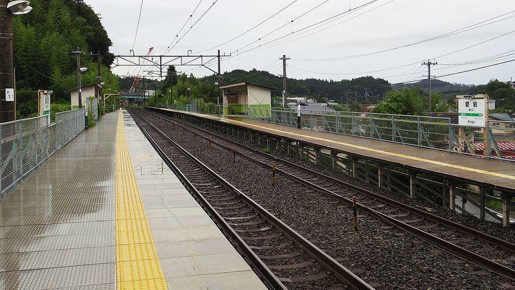 Atago Station (Miyagi)