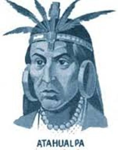 Atahualpa 8 Facts about Atahualpa Fact File