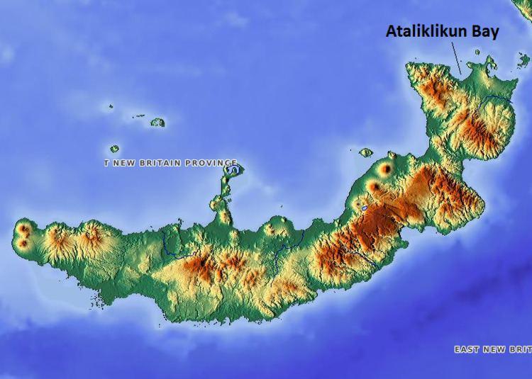 Ataliklikun Bay
