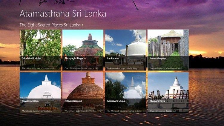 Atamasthana Atamasthana Sri Lanka for Windows 8 and 81