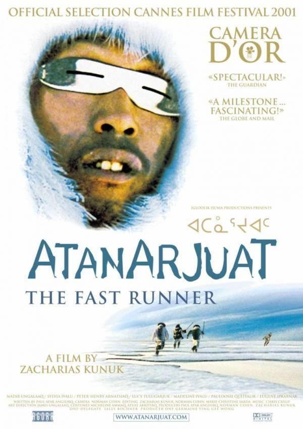 Atanarjuat: The Fast Runner Movie Night in Canada Actor Kevan Ohtsji picks Atanarjuat The Fast
