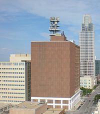 AT&T Building (Omaha) httpsuploadwikimediaorgwikipediacommonsthu