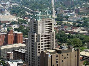 AT&T Huron Road Building httpsuploadwikimediaorgwikipediacommonsthu