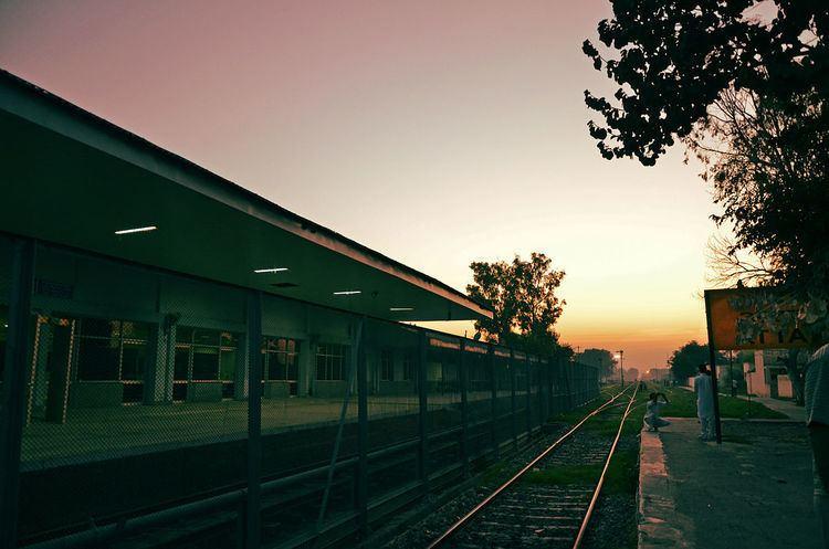 Atari Shyam Singh railway station