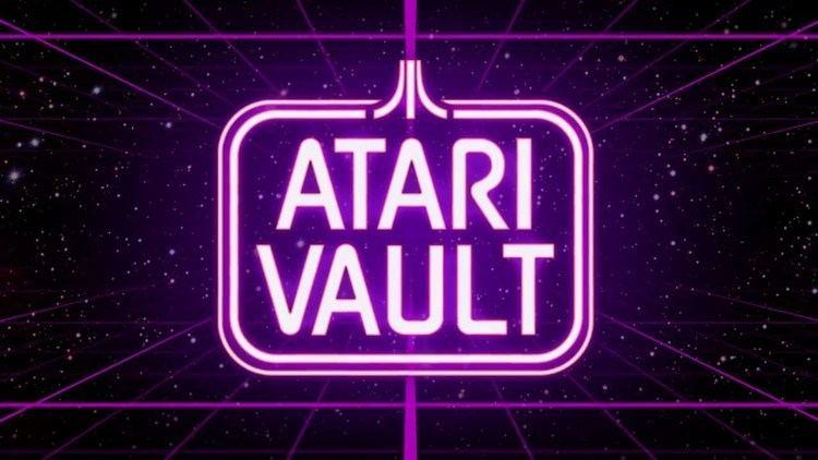 Atari Vault Atari Vault 100 Classic Games YouTube