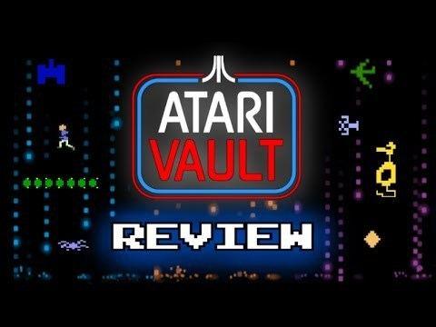 Atari Vault Atari Vault Reveals 100 Game Collection IGN