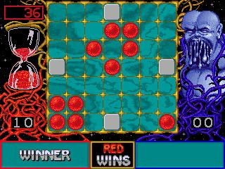 Ataxx Ataxx Videogame by Leland