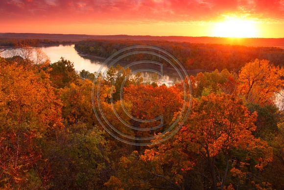 Atchison, Kansas Beautiful Landscapes of Atchison, Kansas