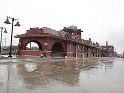 Atchison, Topeka and Santa Fe Passenger and Freight Complex Historic District httpsuploadwikimediaorgwikipediacommonsthu