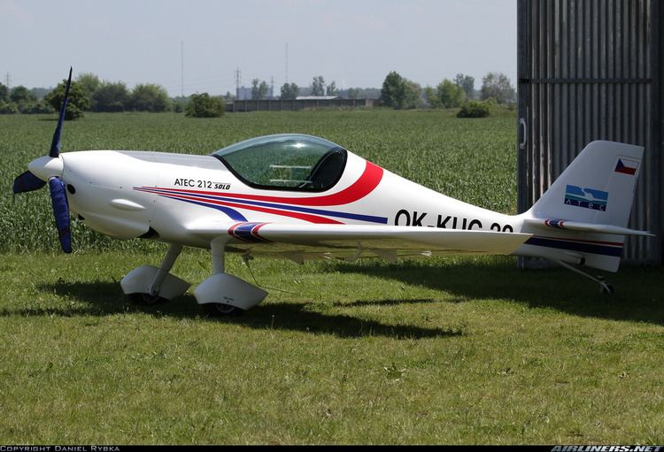ATEC 212 Solo ATEC 212 Solo Untitled Aviation Photo 1841373 Airlinersnet