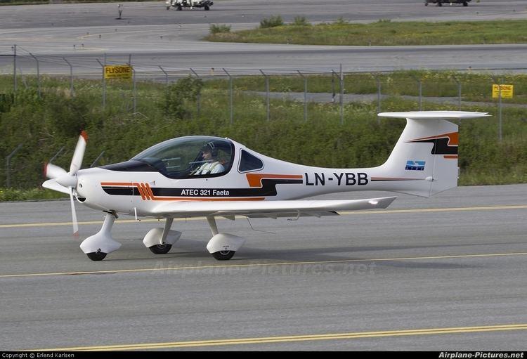 ATEC 321 Faeta Atec 321 Faeta Photos AirplanePicturesnet