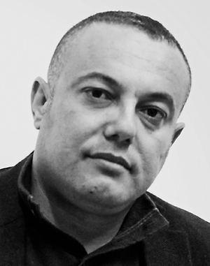 Atef Abu Saif Unionsverlag Atef Abu Saif
