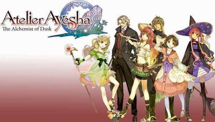 Atelier Ayesha: The Alchemist of Dusk download Atelier Ayesha The Alchemist of Dusk Plus PlayStationVita