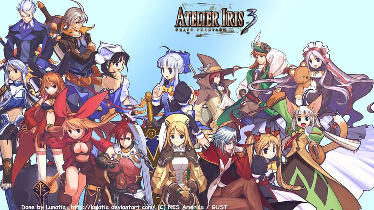 Atelier Iris 3: Grand Phantasm Atelier Iris 3 Grand Phantasm Details LaunchBox Games Database
