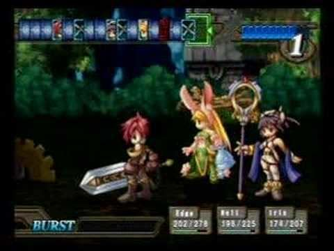 Atelier Iris 3: Grand Phantasm Atelier Iris 3 Grand Phantasm Alkane Boss Fight YouTube