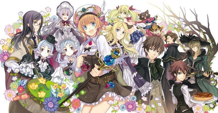Atelier (series) Atelier Rorona The Alchemist of Arland Anime Cosplay amp Beyond
