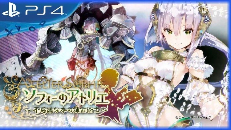 Atelier Sophie: The Alchemist of the Mysterious Book Atelier Sophie The Alchemist of the Mysterious Book Teaser