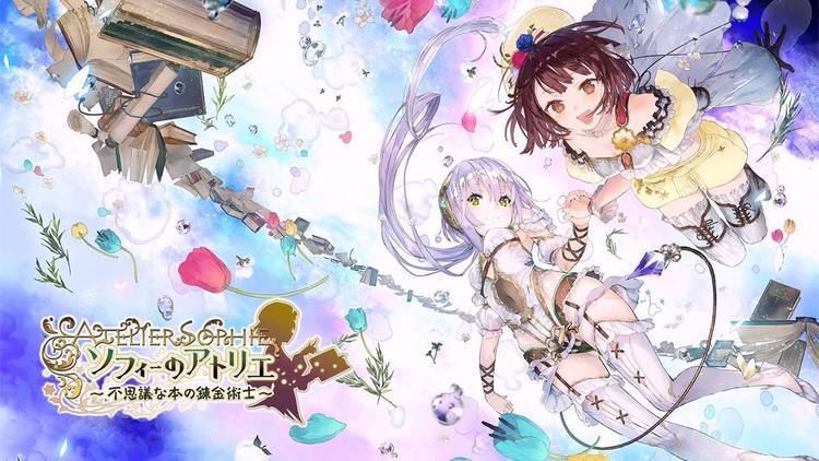 Atelier Sophie: The Alchemist of the Mysterious Book Music Atelier Sophie The Alchemist of the Mysterious Book