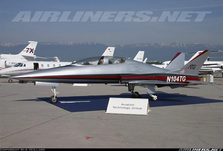 ATG Javelin ATG Javelin Model 100 mockup Aviation Technology Group