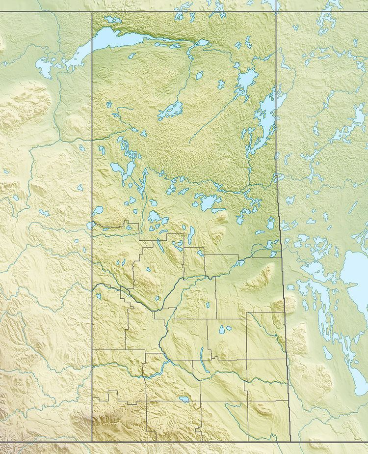 Athabasca System Hydroelectric Stations