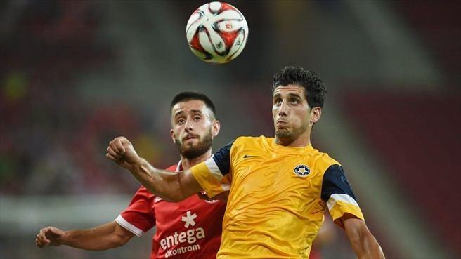 Athanasios Panteliadis Athanasios Panteliadis Asteras Tripolis FC Yunus Malli 1 FSV