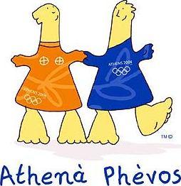 Athena and Phevos