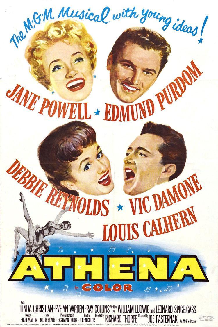 Athena (film) wwwgstaticcomtvthumbmovieposters3605p3605p